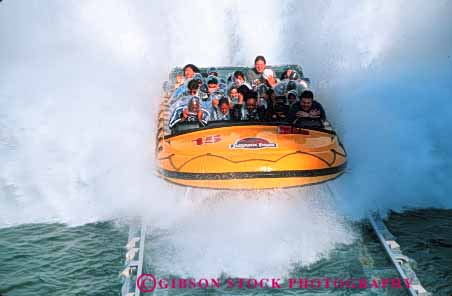 California Universal Studios Water Rides