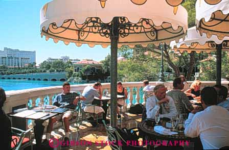 Superior Stock Photo #8141: Keywords   Bellagio Business Cafe Casinos Destination  Dining Eat Eating Horz