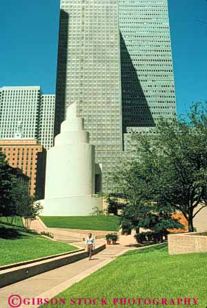 Stock Photo #7551: keywords -  america american architecture building buildings business center cities city cityscape cityscapes dallas downtown modern new office park plaza skyline skylines square texas thanksgiving urban usa vert west