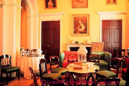 Historic Arlington House Interior Arlington National