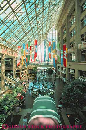 Modern Architecture Louisville Ky interior galleria enclosed mall louisville kentucky stock photo 14125