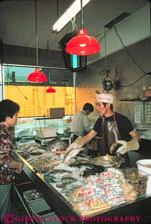 Fish market in chinatown chicago illinois stock photo 9014 for Fish market chicago