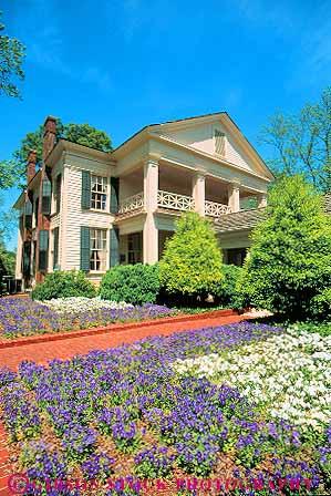 Historic Arlington Antebellum Home Birmingham Alabama Stock Photo 12179