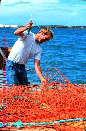 Released fisherman mend net eureka california stock photo 1319 for Eureka ca fishing