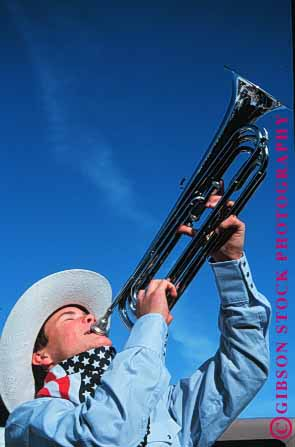 Stock Photo #1366: keywords -  adolescent americana art brass coordination finger high instrument juvenile learn listen music musician perform practice school show sound student teach trumpet vert wind