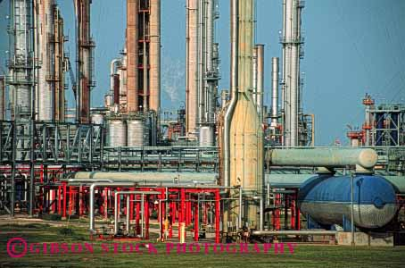 Stock Photo #1437: keywords -  christi corpus crude energy environment equipment fuel gas horz industry machinery oil petroleum pipe pollution pressure process refine refinery storage system tanks technology texas