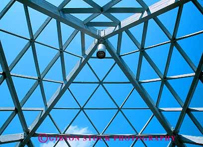 Architecture Upward View Shade Lattice Stock Photo 16337
