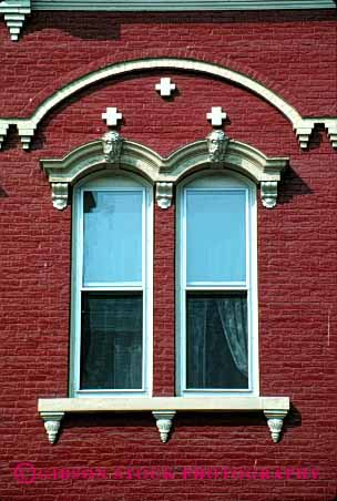 traditional window design stock photo 2198