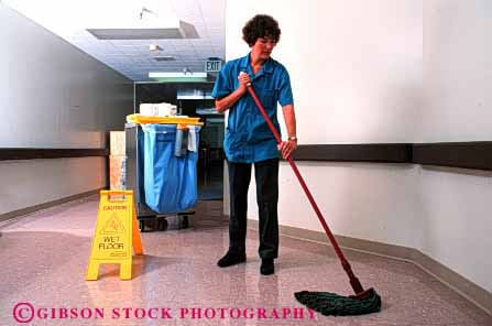stock photo 2676 keywords business career check clean cleaning cleans custodian custodians danger