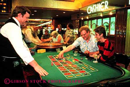 Stock Photo #2978: keywords -  bet casino chance gamble gambling game horz loose odds released risk roulette win