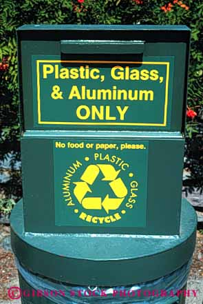 Stock Photo #4078: keywords -  bin bins can cans container containers industry letters logo material mount national park rainer recepticle recepticles recycle recycling resource reuse sign signs symbol symbols vert word words