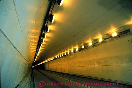 Stock Photo #4206: keywords -  abstract auto horz lighting pattern row tunnel