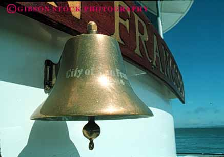 Stock Photo #4234: keywords -  bell boat brass chrome clang clean horz metal noise percussion polish shiny ship