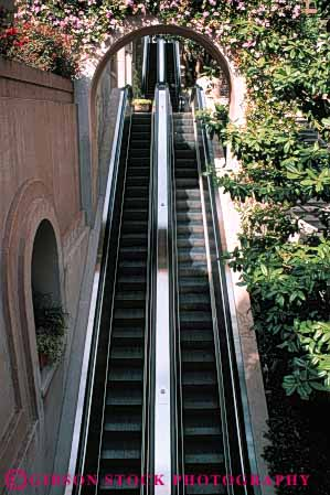 Stock Photo #4618: keywords -  angeles angle angles architecture design down elevate elevation escalator function geometric geometry height los machine move moving new right stair staircase stairs step steps up vert walk