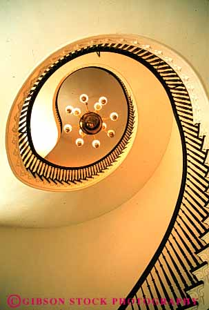 Stock Photo #4621: keywords -  alabama angle angles architecture capitol craft curve design elevate elevation function geometric geometry graceful height historic history right round spiral stair staircase stairs state step steps up upward vert view walk wood
