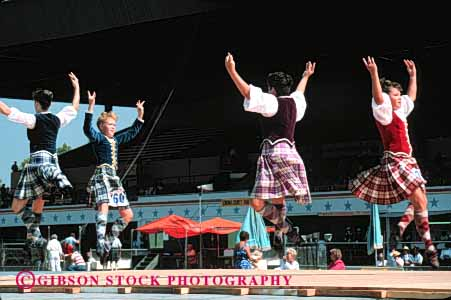 Stock Photo #4896: keywords -  adolescent annual athlete athletic california challenge clan compete competition competitor contest dance dancer dancing ethnic fair festival games girl girls group highland horz meet rosa santa scot scottish team tradition traditional