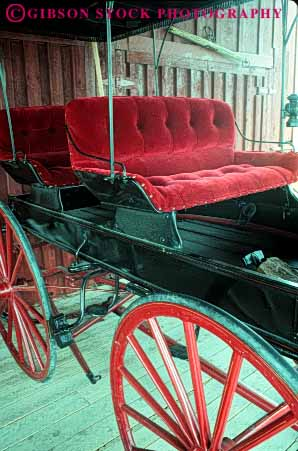 Stock Photo #4920: keywords -  americana antique antiques buggy carriage collector collectors hand historic history horse item junk obsolete old second tradition traditional used valuable vert vintage